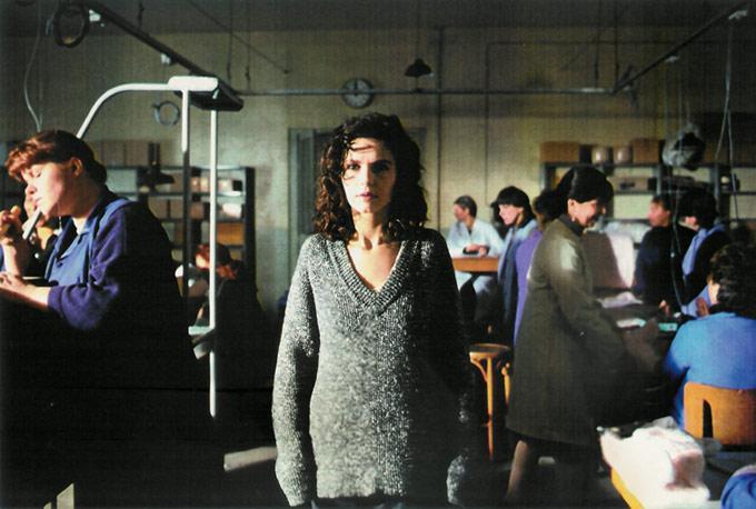 Film : Prisonnières avec Fanny Bastien : Actrice