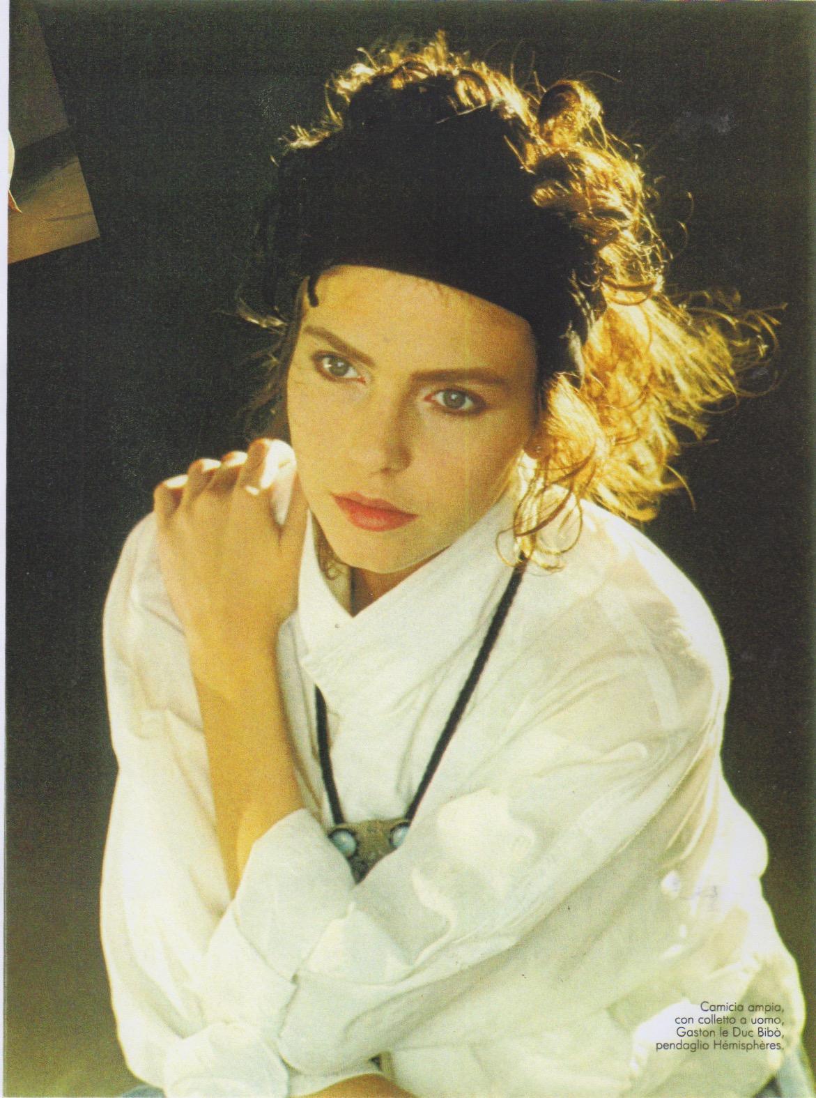 Fanny Bastien Actrice credits frederique Veysset