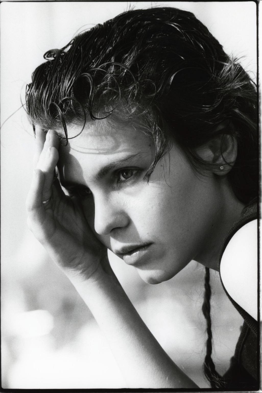 Fanny Bastien Actrice Crédits : Sandrine Cohen