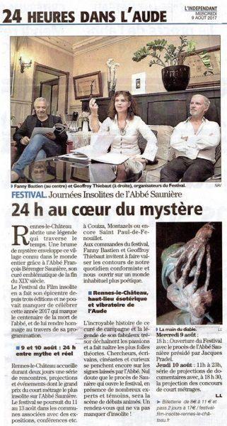 Fanny Bastien ACtrice Geoffroy thiebaut acteur ,jean francois Bourgeot