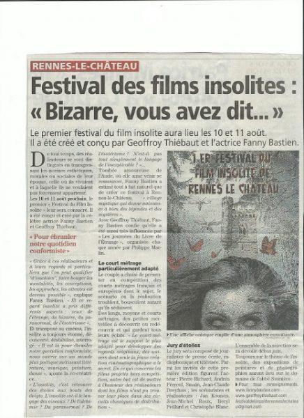 festival du film insolite de rennes le chateau 2015