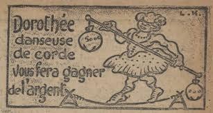 série dorothée danseuse livre de maurice leblanc de corde
